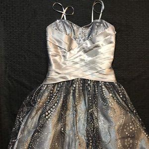 Hailey Logan party dress size 1/2